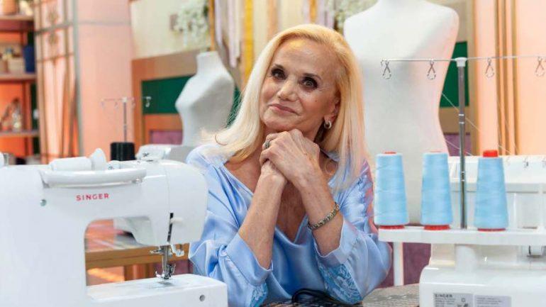 Elsa Serrano Elsa Serrano, Un Ícono De La Moda Argentina - Moda Y Diseñadores Textil E Indumentaria