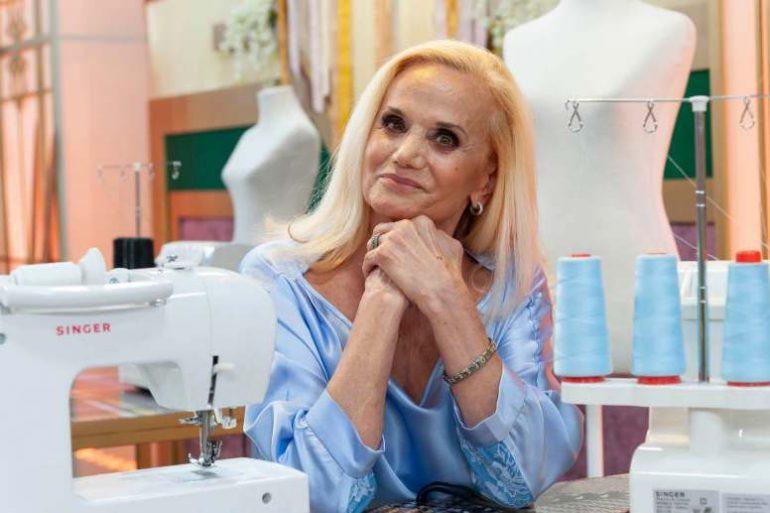 Elsa Serrano Elsa Serrano, Un Ícono De La Moda Argentina - #Indumentariaonline