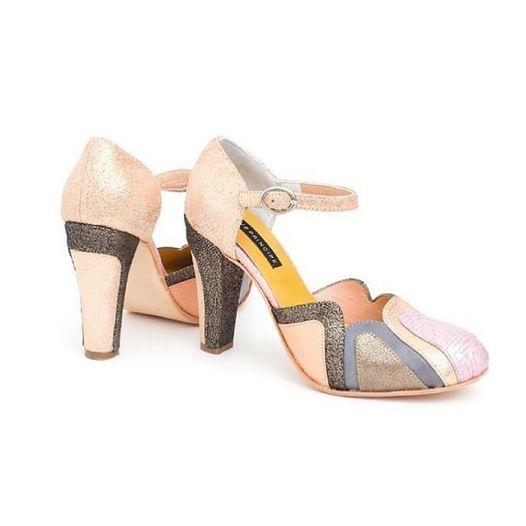 Luz Principe Luz Principe, Zapatos Atemporales En Edición Limitada