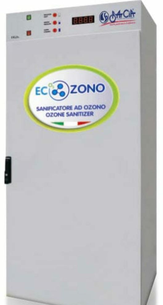 20201016 132339 Máquinas: Cabina Sanitizadora Ecozono - Máquinas Textiles