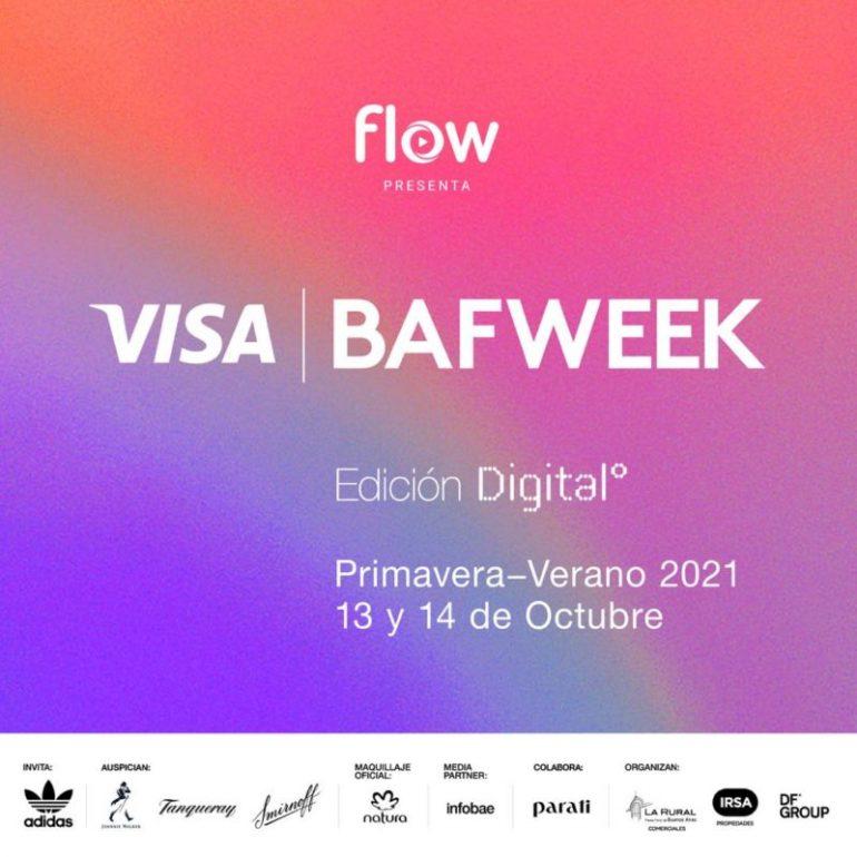 Bafweek 1 Moda Argentina: Visa Bafweek 2020: Edición 100% Digital - Eventos Textil E Indumentaria
