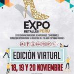Fb Img 1603147689138 Proveedores Para El Calzado Y Cuero En Expodetalles Perú Virtual 2020