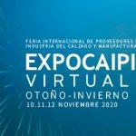 Imagen Expocaipic Virtual Con Fecha 340X200 Expocaipic Virtual 2020- Exposición De Proveedores Para La Industria Del Calzado,Marroquinería Y Cuero