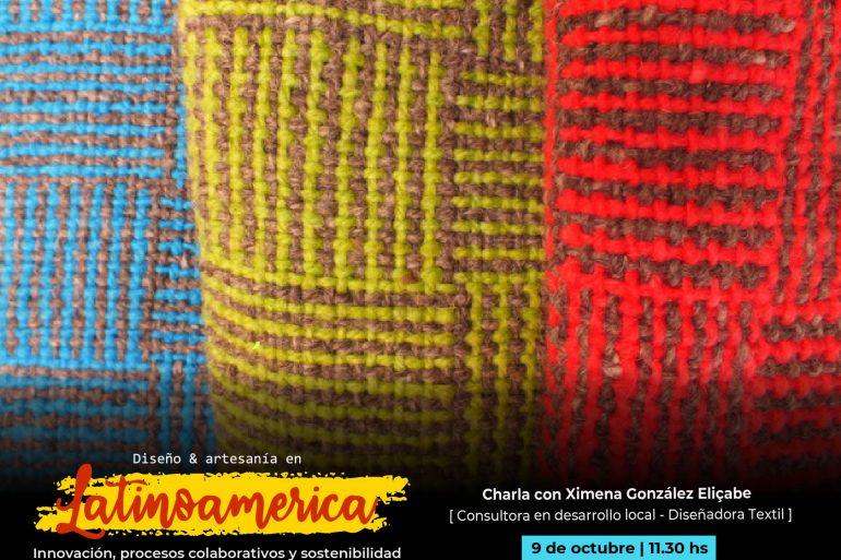 Up Diseño Y Artesania En Latinoamérica Diseño Y Artesanía En Latinoamérica. Innovación, Procesos Colaborativos Y Sostenibilidad - #Palermo