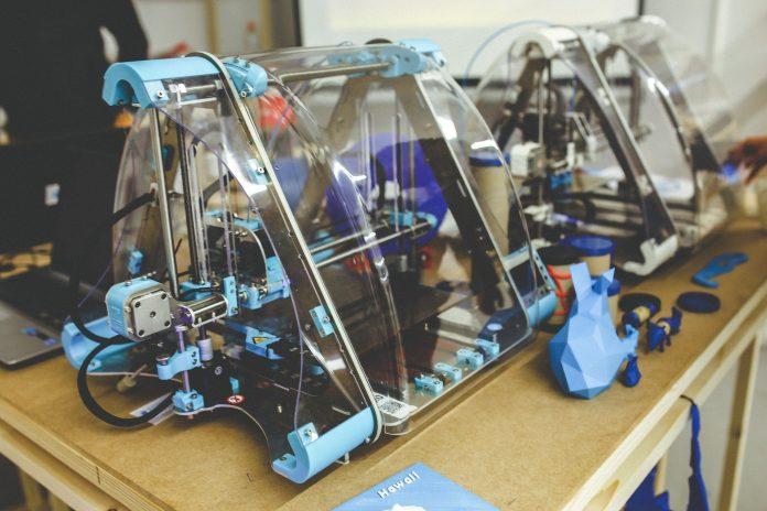 Impresión 3D Para Calzado
