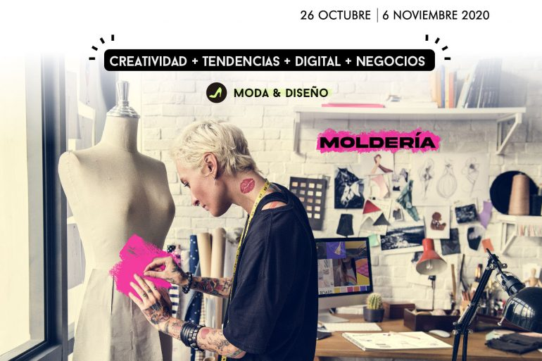 Molderia Up Molderia De Indumentaria: Talleres/ Workshops Sin Cargo - #Palermo