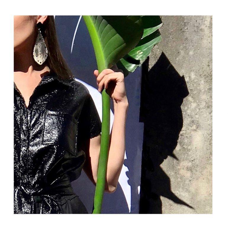 Tips Duo Efecto Cuero La Embajada : Efecto Cuero Y Estampas - Moda Y Diseñadores Textil E Indumentaria