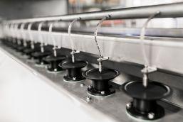 11 01 Teñido Por Spray Mediante Aplicación Forzada Para Hilados Y Tejidos - Productos Químicos Textiles
