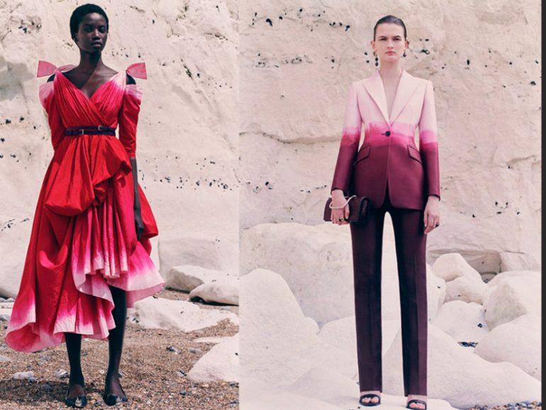 Destacada Alexander Mqueen 828X621 1 Alexander Mc Queen Con Colección Sustentable - Moda Y Diseñadores Textil E Indumentaria