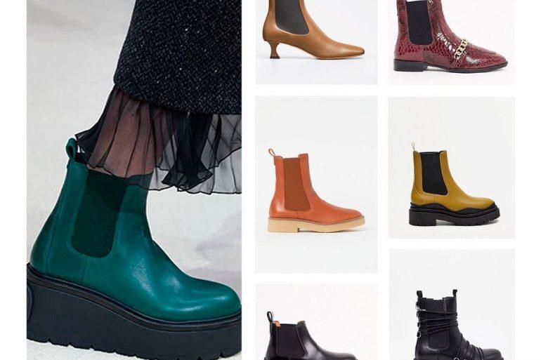 Genesis Calzado: Las Chelsea Boots