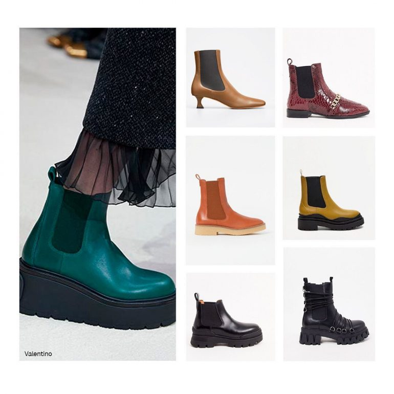 Genesis Calzado: Las Chelsea Boots - Tendencias 2021/2022 - Calzado Y Cuero