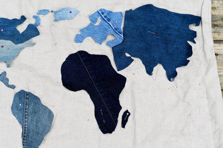 Tb Map Conectar E Inspirar La Mente Creativa Con La Magia Del Jeanswear - Jeans