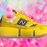 Jaden Smith New Balance Vision Racer Yellow Release Date Price 01 Zapatillas New Balance De Jaden Smith Parecen Aerodeslizadores