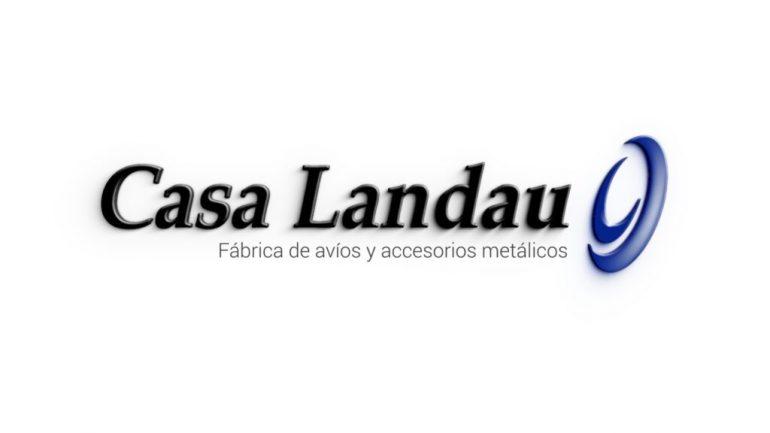 Landau 70 Años En La Fabricación De Avios Textiles, Para Calzado Y Marroquinería - Empresas Calzado, Cuero