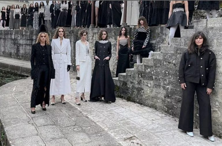 Chanel 1 Moda: Chanel Presentó La Colección Metiers D´art - Moda Y Diseñadores Textil E Indumentaria