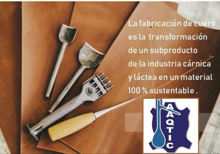 Cuero Aaqtic Fundamentos Básicos De La Transformación De Una Piel Vacuna En Cuero - Productos Químicos Cuero