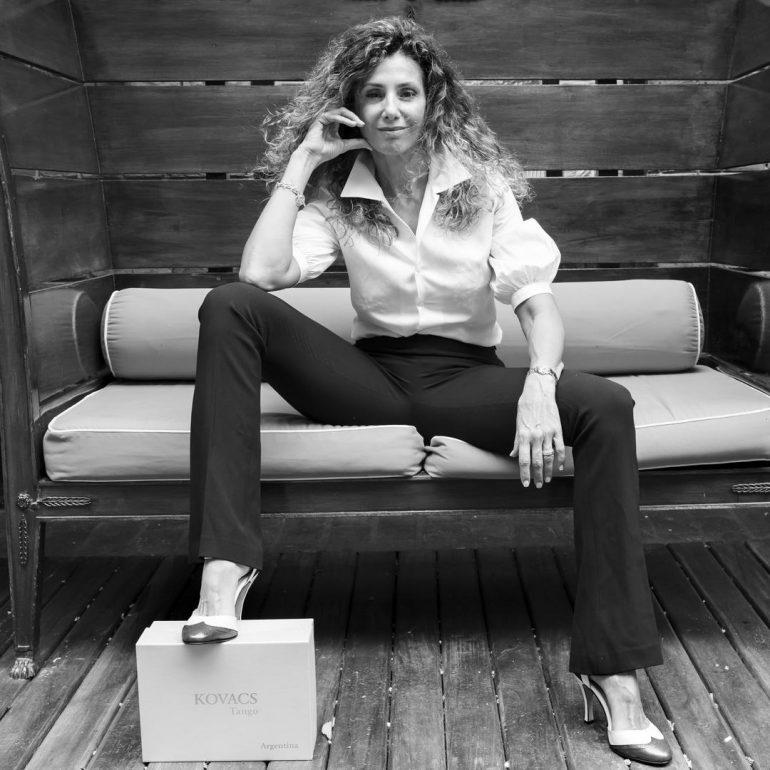 Kovacs Tango Shoes Zapatos Con Identidad Rioplatense - Moda Y Diseñadores Calzado, Cuero