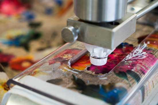 T W10232 Impresión Digital Con Pigmentos: Una Iniciativa A Tener En Cuenta - Productos Químicos Textiles