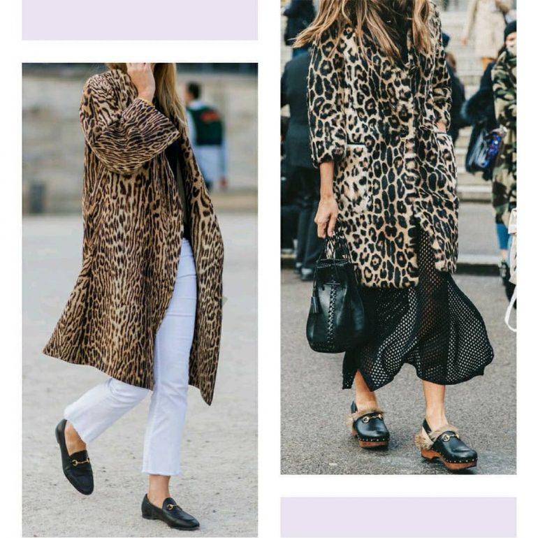 Animal 1 De Tendencia A Básico: Print De Leopardo - Tendencias 2021/2022 En Textil E Indumentaria