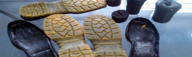 Suelas Suelas Para Calzado Con Material Reciclado - Productos Químicos Cuero