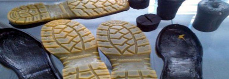 Suelas Suelas Para Calzado Con Material Reciclado