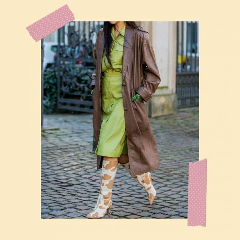 Verdes 8 Verdes Y Más...un Color Que Será Tendencia - Tendencias 2021/2022 En Textil E Indumentaria