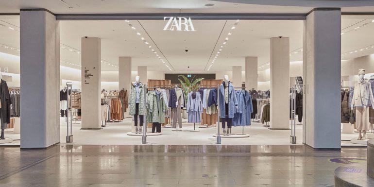 Zara Tienda Zara Estrena Nuevo Concepto Global En Bluewater - Interes General