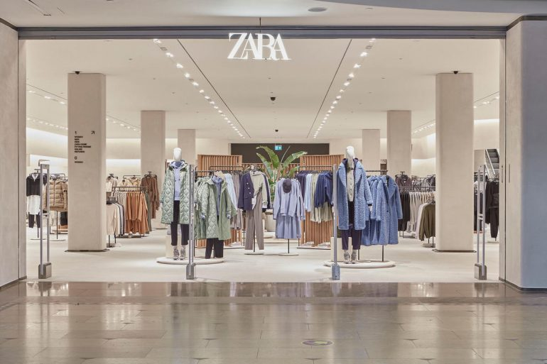 Zara Tienda Zara Estrena Nuevo Concepto Global En Bluewater