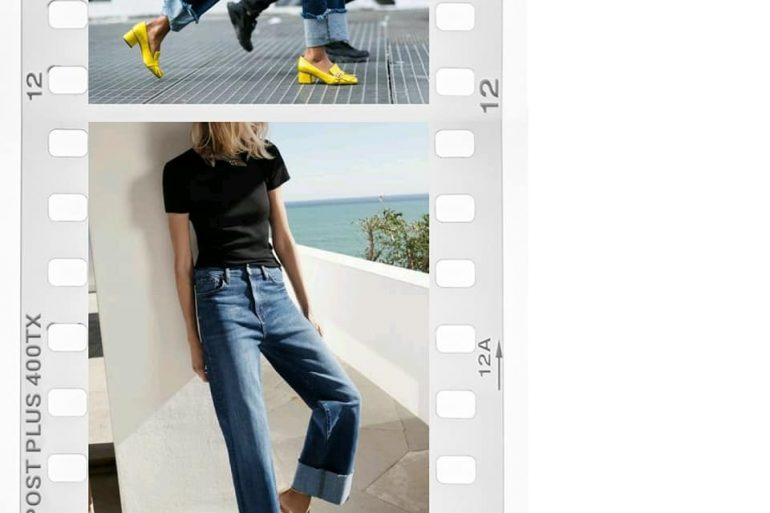 135773619 699256557440378 7529831850530361860 N Tendencias 2021: Folded Up Jeans O Botamanga Arriba - Jeans