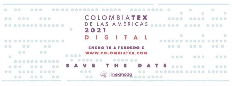 136671691 10158434300317787 1409086269265482488 N Inexmoda Diò Inicio Colombiatex Digital 2021, Feria De La Industria Textil - Eventos Textil E Indumentaria