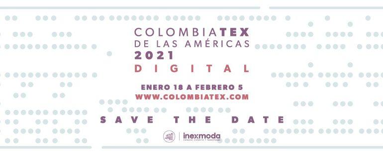 136671691 10158434300317787 1409086269265482488 N Inexmoda Diò Inicio Colombiatex Digital 2021, Feria De La Industria Textil