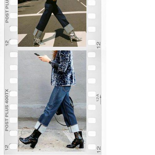 136821834 699256577440376 2591097954518935156 N Tendencias 2021: Folded Up Jeans O Botamanga Arriba - Tendencias 2021/2022 En Textil E Indumentaria