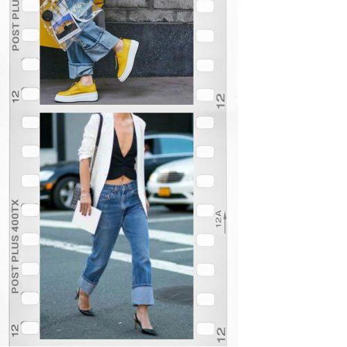 136939167 699256764107024 6098871737107345129 N Tendencias 2021: Folded Up Jeans O Botamanga Arriba - Tendencias 2021/2022 En Textil E Indumentaria