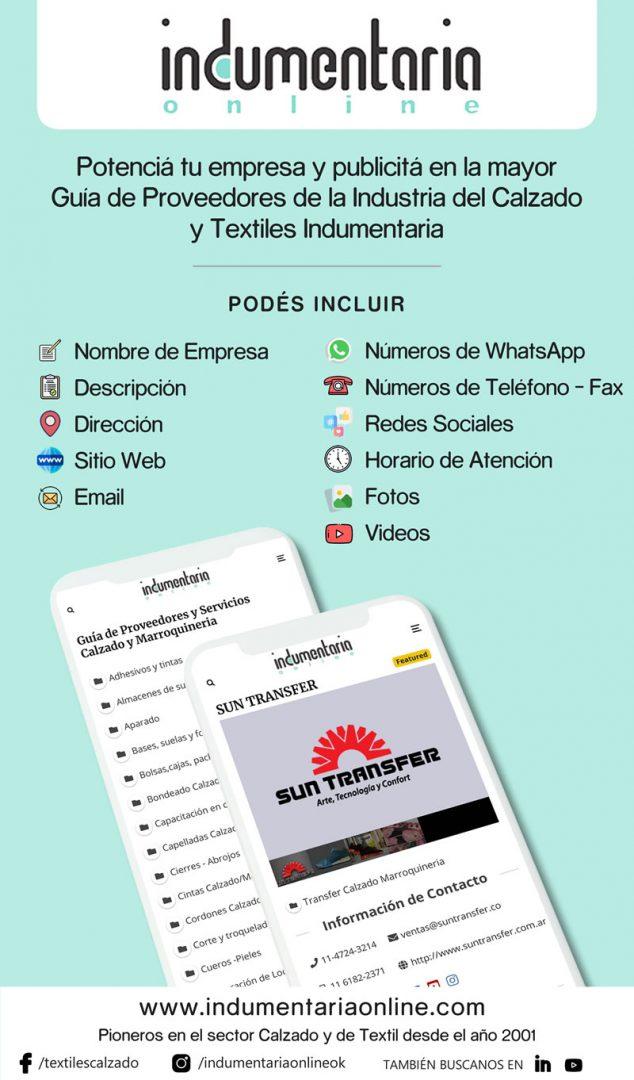 Baja Banner Suntranfer Publicite Con Nosotros -