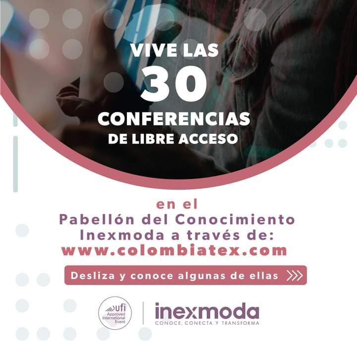 Colombiatex Digital 2021: El Eje Del Conocimiento - Interes General