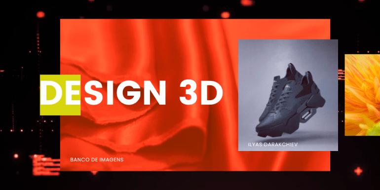Design 3D Proyecto Diseño 3D De Calzado En Inspiramais - Empresas Calzado, Cuero