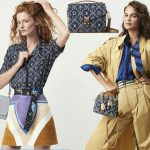 Louis Vuitton Louis Vuitton Se Tiñó De Azul Jean