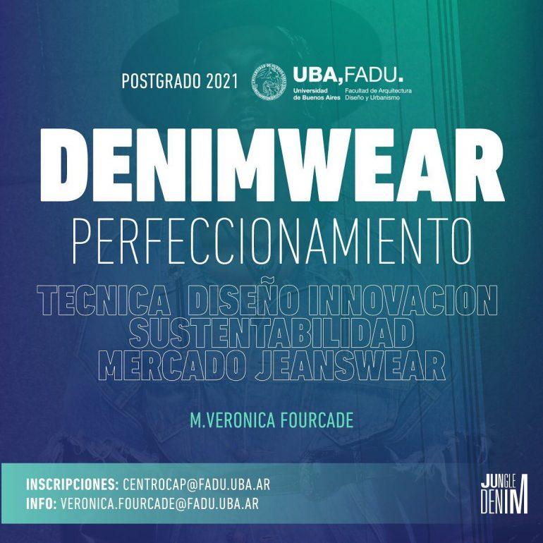 Posgrado Denim Denimwear: 2º Posgrado Fadu-Uba - Empresas Textiles