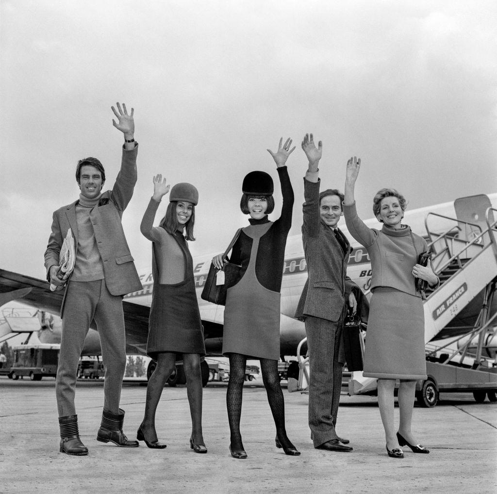 Futurista Pierre Cardin: Sus Inventos Que Cambiaron La Moda