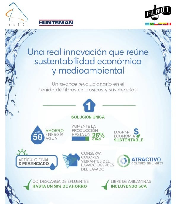20210220 095710 Una Real Innovación Que Reúne Sustentabilidad Económica Y Medioambiental - Productos Químicos Textiles