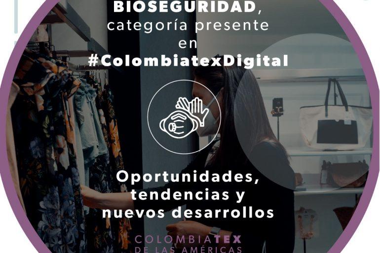 Bioseguridad Bioseguridad, Categoría Presente En Colombiatex Digital 2021 - Textiles