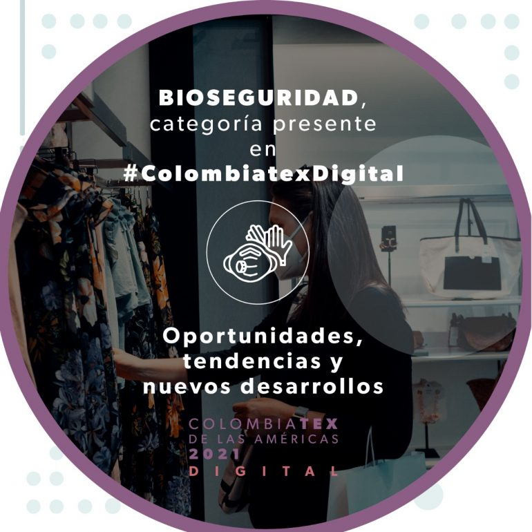 Bioseguridad Bioseguridad, Categoría Presente En Colombiatex Digital 2021