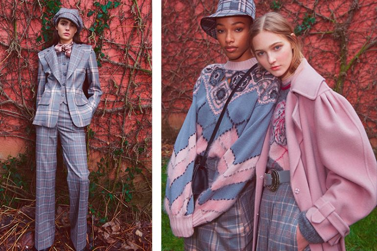 Destacada Alberta Ferreti Moda: Alberta Ferretti Adelanta Los Ítems Que Usaremos En El Invierno 2021 - Moda