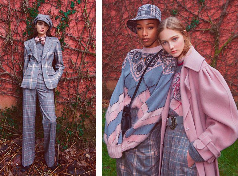 Destacada Alberta Ferreti Moda: Alberta Ferretti Adelanta Los Ítems Que Usaremos En El Invierno 2021 - Moda Y Diseñadores Textil E Indumentaria