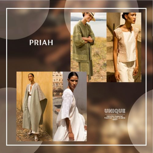 Img 20210128 Wa0047 Inexmoda Anuncia Los Finalistas Del Programa Unique, Fashion Trust Arabia 2021 - Moda Y Diseñadores Textil E Indumentaria