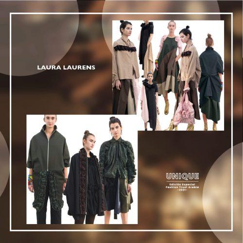 Laura Laurens Inexmoda Anuncia Los Finalistas Del Programa Unique, Fashion Trust Arabia 2021 - Moda Y Diseñadores Textil E Indumentaria