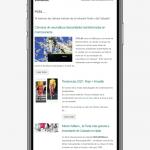 Newsletter Indumentaria Online 4 Iphone X Newsletter Indumentariaonline- Novedades Del Sector Textil Y Calzado