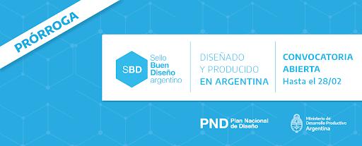 Sello Buen Dieño Argentino Prórroga Para Sello Buen Diseño Argentino - Noticias Breves