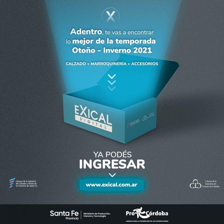 Whatsapp Image 2021 02 11 At 12.49.23 Exical Digital, El Evento De Calzado - Noticias Breves