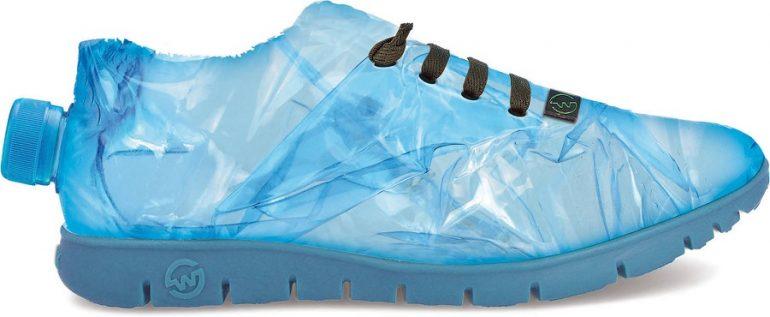 Calzado ¿Cómo Se Convierte Una Botella De Pet En Zapatillas? - Moda Sostenible